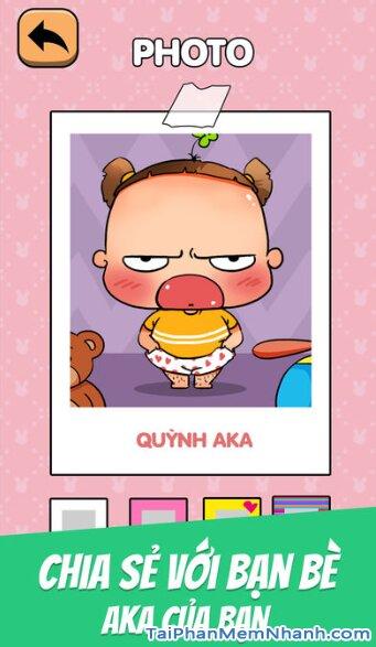 Tải cài đặt game Quỳnh Aka 2019 cho điện thoại iPhone, iPad + Hình 6