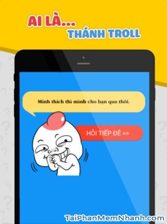Tải cài đặt game Hỏi Ngu - Đố Vui Hại Não 2019 cho iPhone, iPad + Hình 5