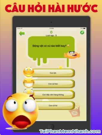 Tải cài đặt game Đố Vui - Hỏi Ngu Hỏi Khôn Funny cho iOS + Hình 2