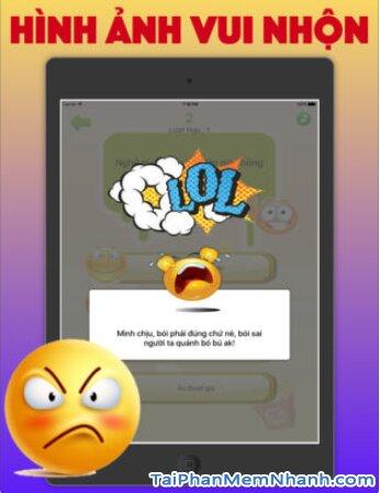 Tải cài đặt game Đố Vui - Hỏi Ngu Hỏi Khôn Funny cho iOS + Hình 3