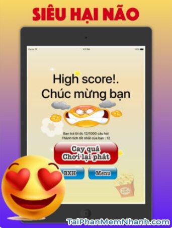 Tải cài đặt game Đố Vui - Hỏi Ngu Hỏi Khôn Funny cho iOS + Hình 5