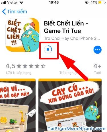 Tải và Cài đặt game Biết Chết Liền cho điện thoại iPhone, iPad + Hình 17