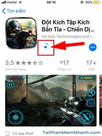 Tải cài đặt game Đột Kích Tập Kích Bắn Tỉa - Chiến Dịch Hành Động 2 cho iOS + Hình 13