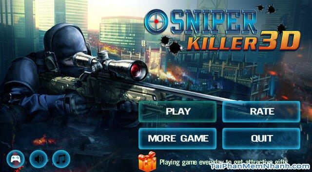 Tải cài đặt game Đột Kích Tập Kích Bắn Tỉa - Chiến Dịch Hành Động 2 cho iOS + Hình 14