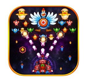 Tải Chicken Shooter - Game Bắn Gà Vũ Trụ cho điện thoại iPhone, iPad + Hình 1