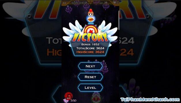 Tải Chicken Shooter - Game Bắn Gà Vũ Trụ cho điện thoại iPhone, iPad + Hình 6