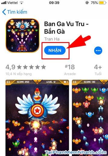 Tải Chicken Shooter - Game Bắn Gà Vũ Trụ cho điện thoại iPhone, iPad + Hình 11