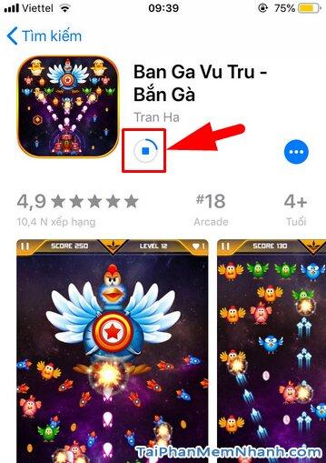 Tải Chicken Shooter - Game Bắn Gà Vũ Trụ cho điện thoại iPhone, iPad + Hình 13
