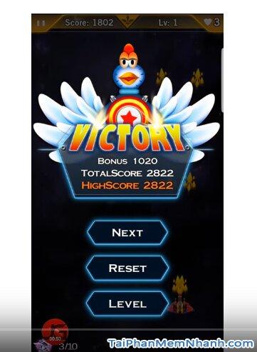 Tải Chicken Shooter - Game Bắn Gà Vũ Trụ cho điện thoại iPhone, iPad + Hình 14