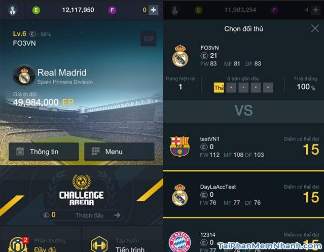 Hướng dẫn tải game FIFA Online 3 M by EA Sports™ cho iPhone, iPad + Hình 2