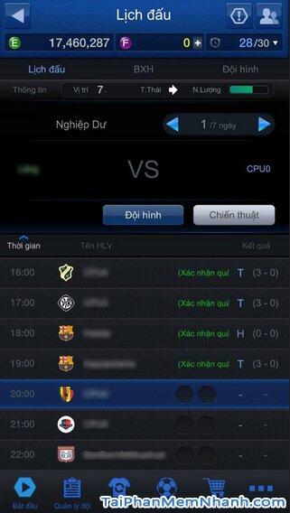 Hướng dẫn tải game FIFA Online 3 M by EA Sports™ cho iPhone, iPad + Hình 5