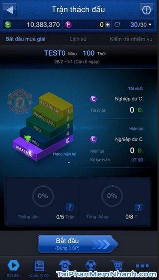 Hướng dẫn tải game FIFA Online 3 M by EA Sports™ cho iPhone, iPad + Hình 7