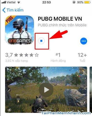 Hướng dẫn tải cài đặt game PUBG MOBILE cho iPhone, iPad + Hình 15