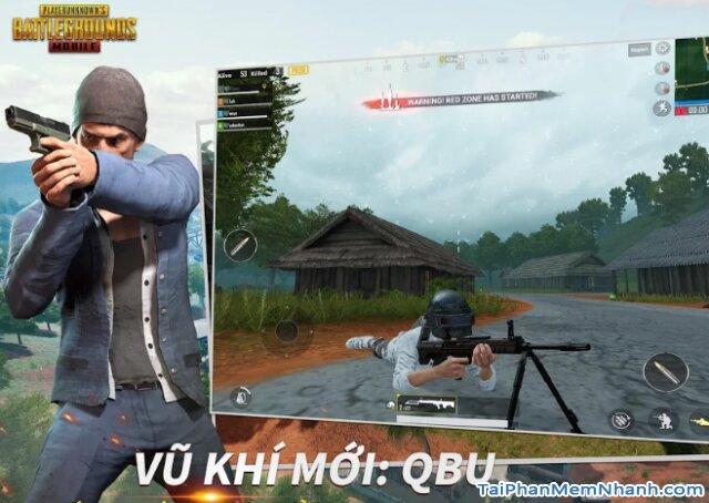 Tải PUBG Mobile VN - Game bắn súng sinh tồn cho điện thoại Android + Hình 7