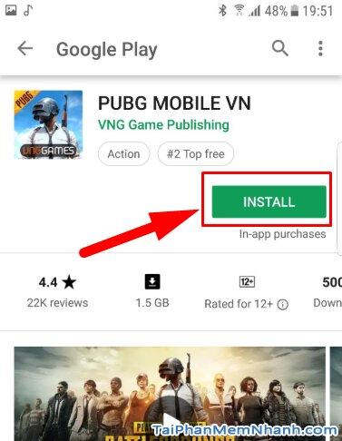 Tải PUBG Mobile VN - Game bắn súng sinh tồn cho điện thoại Android + Hình 13