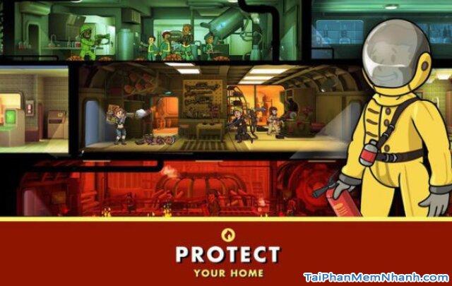 Tải cài đặt game Fallout Shelter cho điện thoại iPhone, iPad + Hình 2