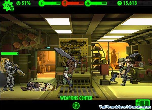 Tải cài đặt game Fallout Shelter cho điện thoại iPhone, iPad + Hình 3