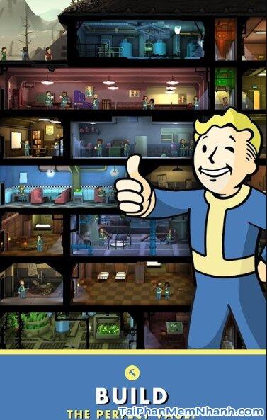 Tải cài đặt game Fallout Shelter cho điện thoại iPhone, iPad + Hình 4