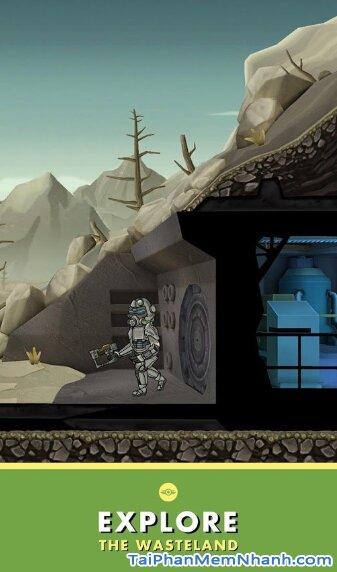 Tải cài đặt game Fallout Shelter cho điện thoại iPhone, iPad + Hình 5
