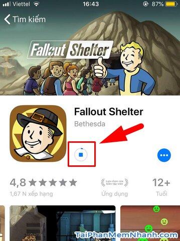 Tải cài đặt game Fallout Shelter cho điện thoại iPhone, iPad + Hình 13