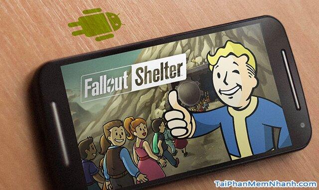 Tải cài đặt game Fallout Shelter cho điện thoại Android + Hình 2