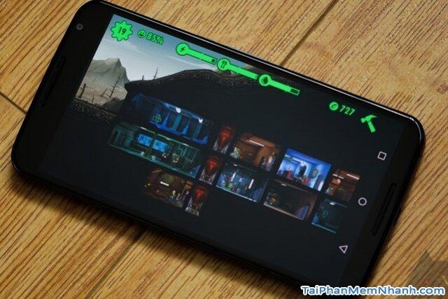 Tải cài đặt game Fallout Shelter cho điện thoại Android + Hình 6