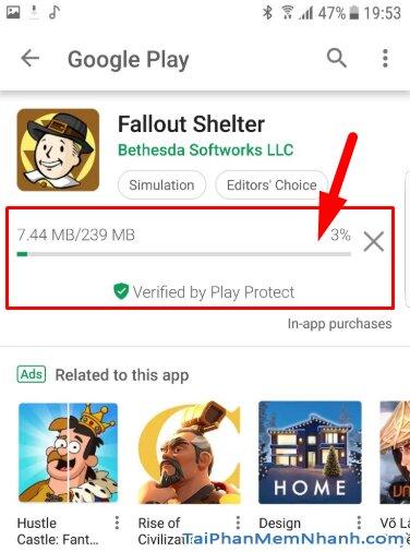 Tải cài đặt game Fallout Shelter cho điện thoại Android + Hình 12