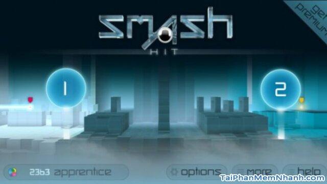 Tải Smash Hit - Game trí tuệ cực hay trên điện thoại iPhone, iPad + Hình 3