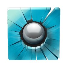 Tải cài đặt Smash Hit - Game bắn bóng hay cho điện thoại Android + Hình 1