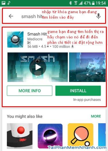 Tải cài đặt Smash Hit - Game bắn bóng hay cho điện thoại Android + Hình 7