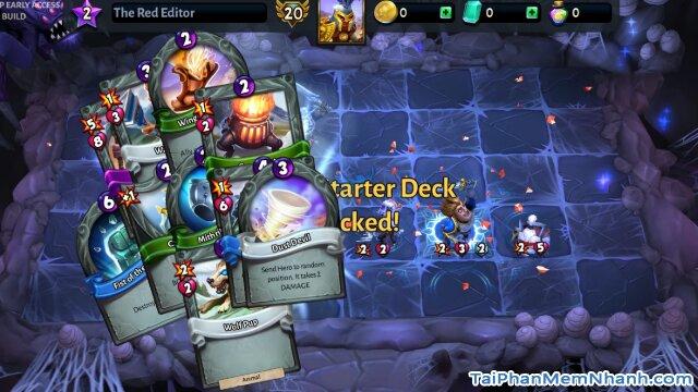 Tải Hero Academy 2 - Game chiến thuật hại não cho iPhone, iPad + Hình 2