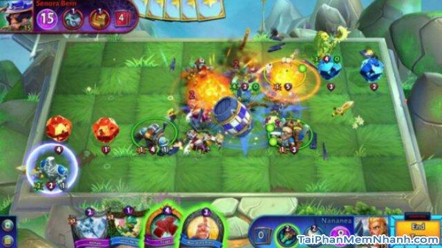Tải Hero Academy 2 - Game chiến thuật hại não cho iPhone, iPad + Hình 3