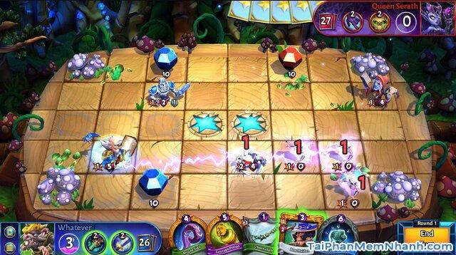Tải Hero Academy 2 - Game chiến thuật hại não cho iPhone, iPad + Hình 4