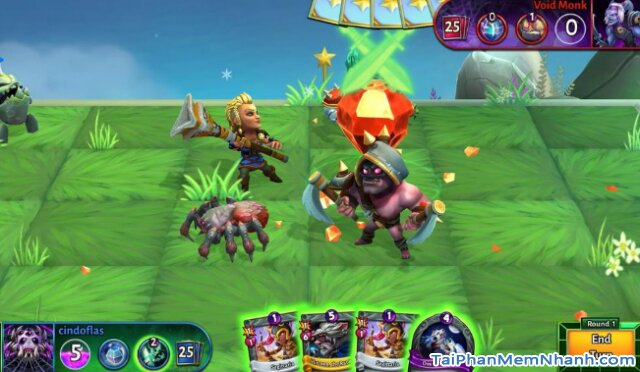 Tải Hero Academy 2 - Game chiến thuật hại não cho iPhone, iPad + Hình 5