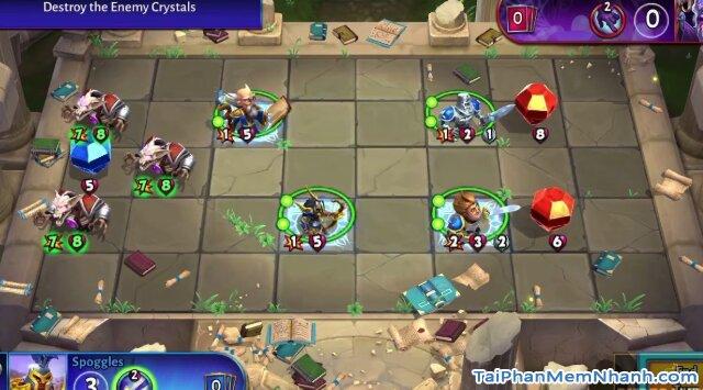 Tải Hero Academy 2 - Game chiến thuật hại não cho iPhone, iPad + Hình 6