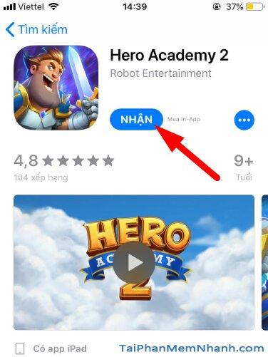 Tải Hero Academy 2 - Game chiến thuật hại não cho iPhone, iPad + Hình 11