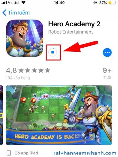 Tải Hero Academy 2 - Game chiến thuật hại não cho iPhone, iPad + Hình 13