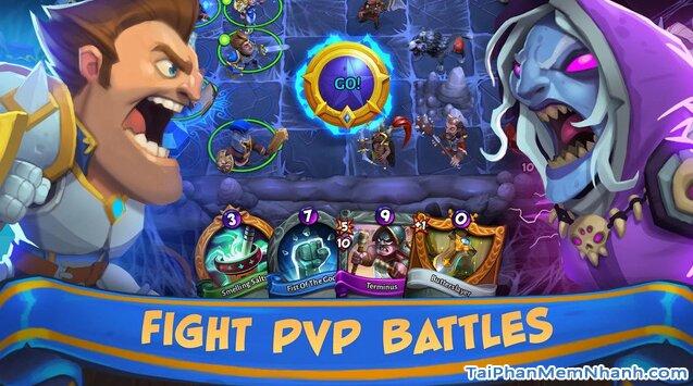 Tải Hero Academy 2 - Game chiến thuật hại não cho iPhone, iPad + Hình 14