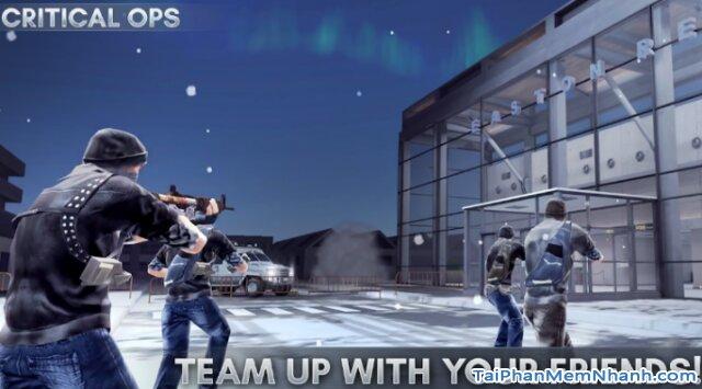 Tải và cài đặt game bắn súng Critical Ops cho điện thoại Android + Hình 3