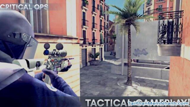 Tải và cài đặt game bắn súng Critical Ops cho điện thoại Android + Hình 4