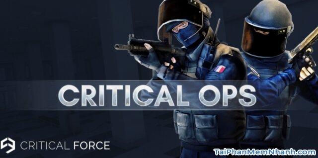 Tải Critical OPS - Game bắn súng FPS đấu mạng cho iPhone, iPad + Hình 2