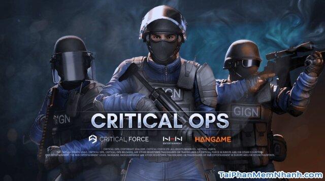 Tải Critical OPS - Game bắn súng FPS đấu mạng cho iPhone, iPad + Hình 3