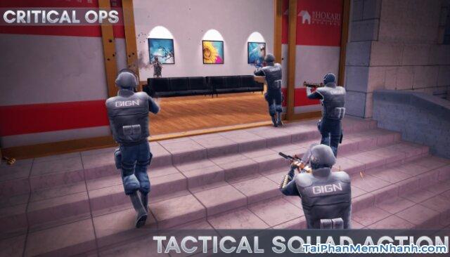Tải Critical OPS - Game bắn súng FPS đấu mạng cho iPhone, iPad + Hình 10