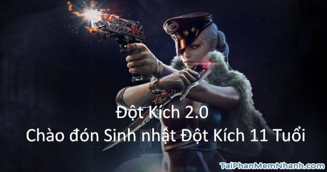 Tải Game Đột Kích 1313 – Fshare – Đột Kích 2.0