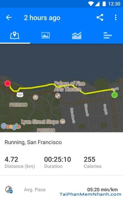 Tải và Cài đặt Runtastic - Ứng dụng theo dõi sức khỏe cho Android + Hình 3