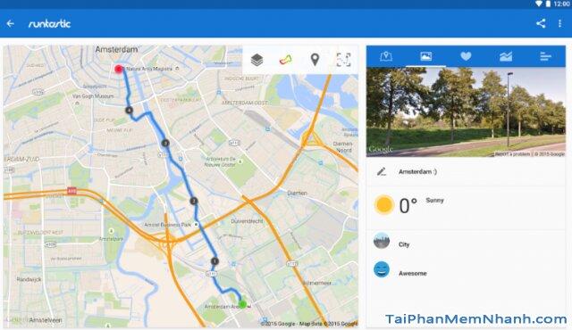 Tải và Cài đặt Runtastic - Ứng dụng theo dõi sức khỏe cho Android + Hình 5