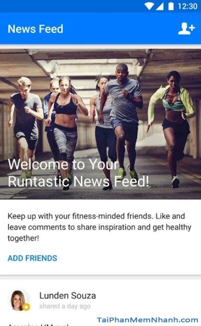 Tải và Cài đặt Runtastic - Ứng dụng theo dõi sức khỏe cho Android + Hình 6