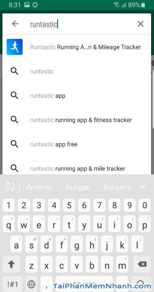 Tải và Cài đặt Runtastic - Ứng dụng theo dõi sức khỏe cho Android + Hình 9