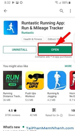 Tải và Cài đặt Runtastic - Ứng dụng theo dõi sức khỏe cho Android + Hình 12