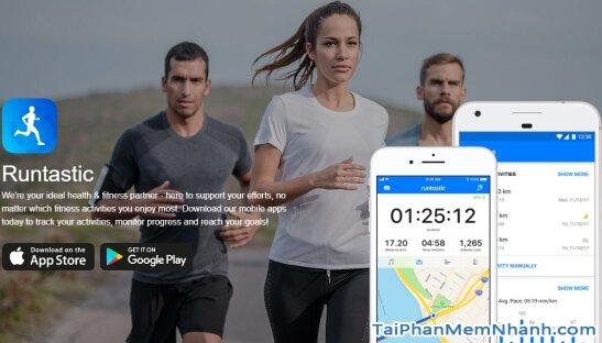 Tải Runtastic - Ứng dụng quản lý sức khỏe, thể dục trên iOS + Hình 2